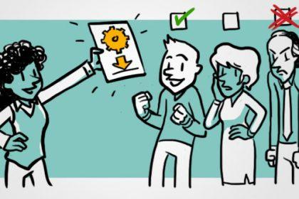 Use Design Thinking for Digital Transformation