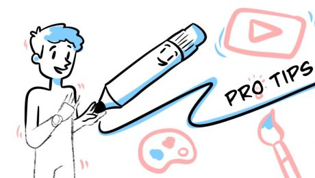 Pro Tips for Creating a Custom Whiteboard Animation